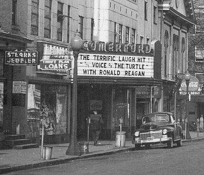 Theatre old